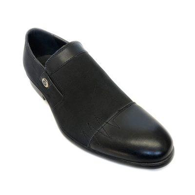 9006e18cfb2b 918105 -Black- Men's Stylish Casual Shoes